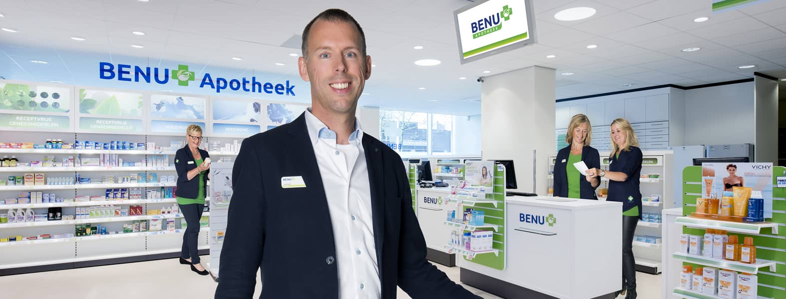 BENU Apotheek Da Costa in Putten