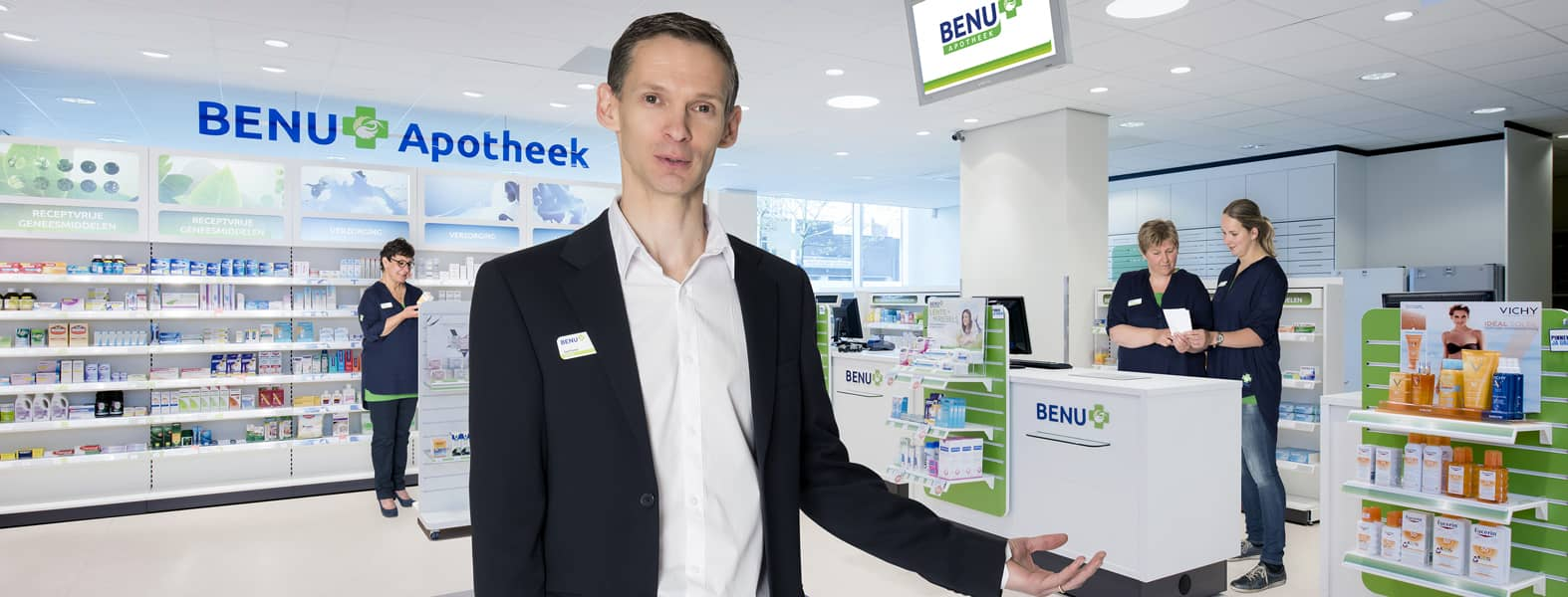 BENU Apotheek Bergen op Zoom Centrum in Bergen op Zoom